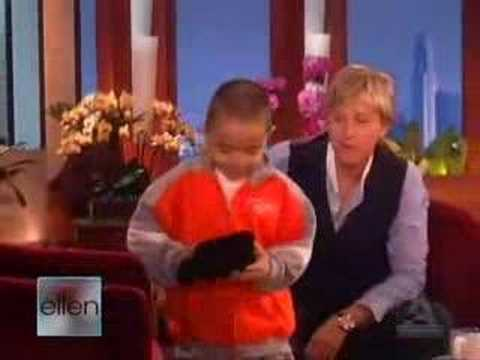 Breakdancer Jalen Testerman on Ellen (full) Music Videos
