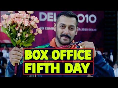 Box Office  Salman Khan's Sultan Creates A Havoc On Fifth Day!