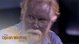 A Look Back at the Man Who Turned Blue   The Oprah Winfrey Show   Oprah Winfrey Network