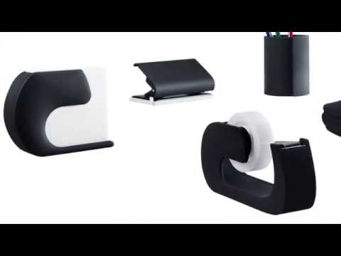 schreibtisch accessoires youtube. Black Bedroom Furniture Sets. Home Design Ideas