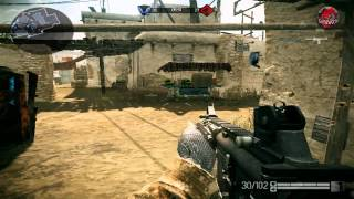 Warface - Team Deathmatch on AUL - Gameplay HD [AMD Athlon II X4 631 & HD6450 1GB] by NGW