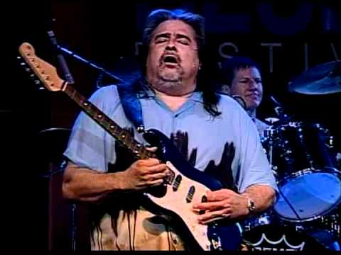 Coco Montoya&Band - Nothing but Love - Natu Blues Festival 2002