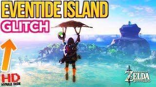 Eventide Island GLITCH in Zelda Breath of the Wild