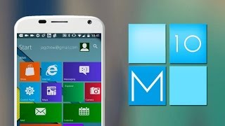 The Best Windows 10 Launcher for Android!