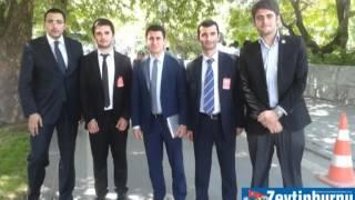AK Gençlik'ten Ankara Çıkarması