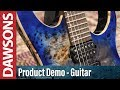 Ibanez 2017 RG1070PBZ Review mp3