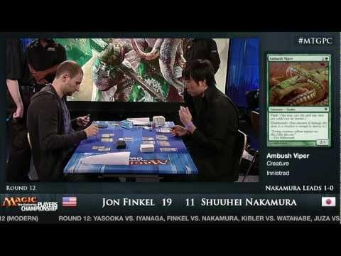2012 Players Championship: Round 12