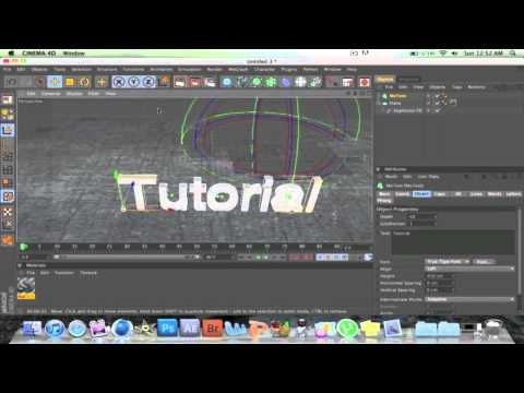 HOW TO DO THE Destroyed Floor Effect IN CINEMA 4D