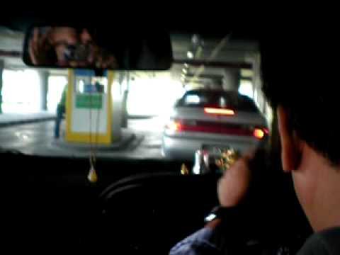 Bangkok – In taxy direzione Khao San Road