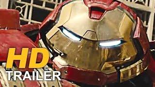 The Avengers - AVENGERS 2: AGE OF ULTRON Trailer [HD]
