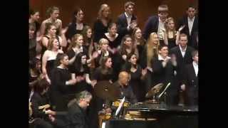 2005 National Concert Choir Toyi Toyi S African Chant