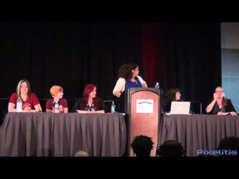 PAX East 2014 - Why It's Awesome to be a Female in the Gaming Industry Panel