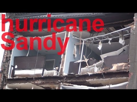 Hurricane Sandy – American English Pronunciation