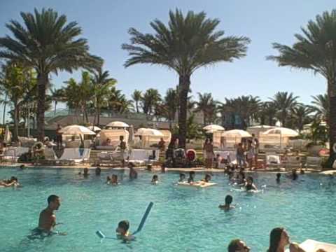 South Beach Miami Hotel Fontainebleau