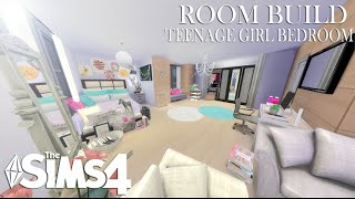 The Sims 4: Room Build | ♥ Tumblr Bedroom ♥