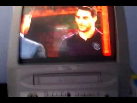 Y&R Michael and Carmine Face-off