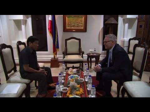 Norway envoy thanks Duterte for efforts to save seized national