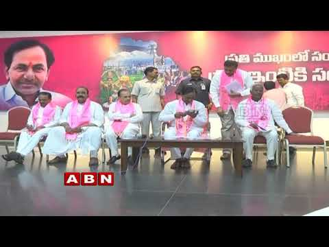 Reason behind CM KCR Serious on Senior TRS Leaders | Telangana | inside
