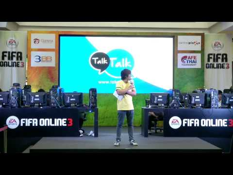 [Live] FIFA ONLINE 3 - Major Leauge 2014 Grand Final