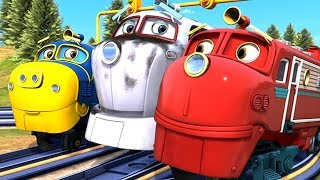 Chuggington - Deputy Chug Patrollers Episode Compilation | ChuggingtonTV