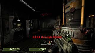 Quake 4: Hidden EAX 4.0 mode + broken DSOAL sound output