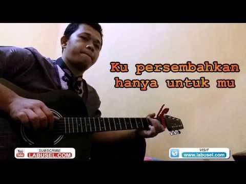 (Trio Elexis) Jangan Salah Menilaiku - NieL Fingerstyle Guitar Cover (Labusel)