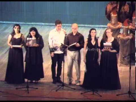 Прот. Геннадий Заридзе. Благотворительный концерт