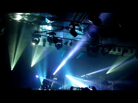 SIMPLE MINDS - Theme For Great Cities - Live @ La Riveira Madrid 2012 (15/01/2012)