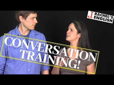Is Rachel Stressed? – Imitation Exercise – American English