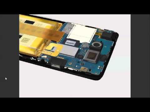 Sony Xperia LT30 Disassembly
