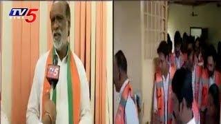 బీజేపీ నేతలు కేటీర్ ట్రాప్ లో పడ్డారా? | K laxman Face To Face Over Nagam Comments