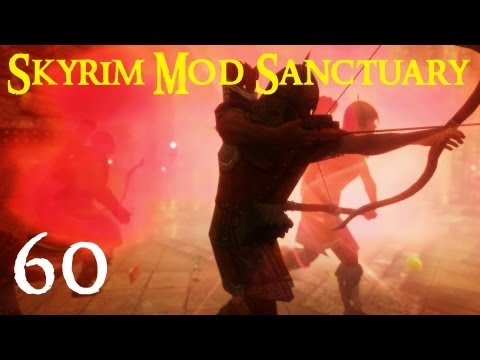 Skyrim Mod Sanctuary 60 : Beast Skeletons, Realistic Needs and Diseases, Wrath of Nature