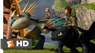 How to Train Your Dragon (2010) - We Have Dragons Scene (10/10) | Movieclips