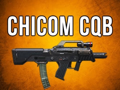 Black Ops 2 In Depth - Chicom CQB SMG Review