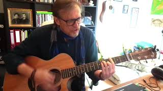 The Beatles - Two Of Us - Acoustic Guitar Rendition