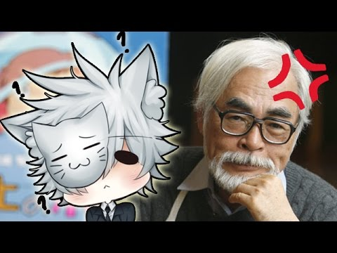 Hayao Miyazaki Hates The Anime Industry!?