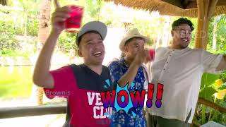 BROWNIS - Main Bareng Binatang di Lombok (20/1/19) Part 3