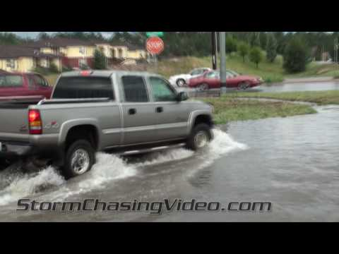 07/20/2010 Colorado Springs, CO Urban Flooding