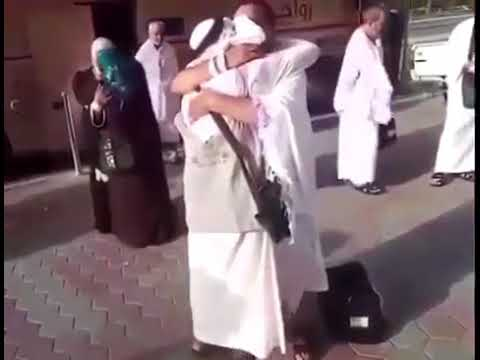 Syrian Brothers in Makkah meet after 7 years | Hajj 2018