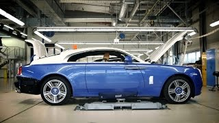 This is how you hand-make a Rolls-Royce