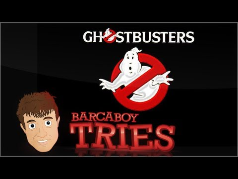 Barcaboy Tries - Ghostbuster: Sanctum of Slime