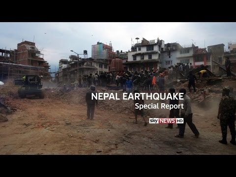 Nepal Earthquake Special Report