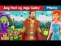 Ang Hari ng mga Gulay | Kwentong Pambata | Mga Kwentong Pambata | Filipino Fairy Tales mp3 indir