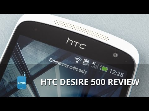 For more details, check out our web site: http://www.phonearena.com/reviews/HTC-Desire-500-Review_id3409 HTC indicated it wants to go down market with its An...