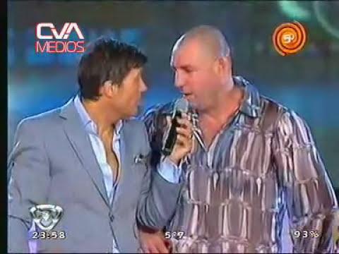 Hernán Piquin en Showmatch 1...