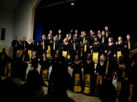 University of Pretoria Youth Choir #2- Dina Koloi