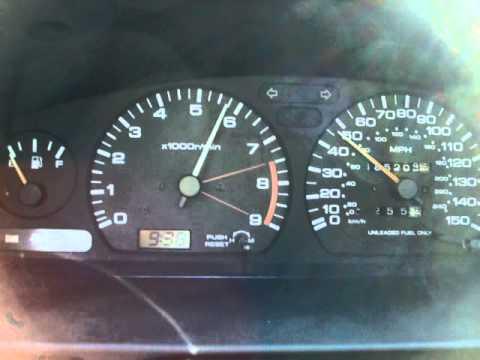 1991 Nissan Nx2000 1991 Nissan nx 2000