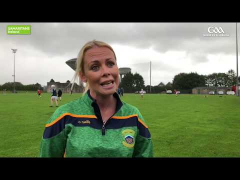 'The Huddle' - A partnership between the Samaritans and the GAA