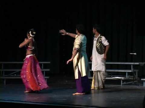 Channa Upuli Dance Group In Washington DCFeb 13th 2010.Piya...