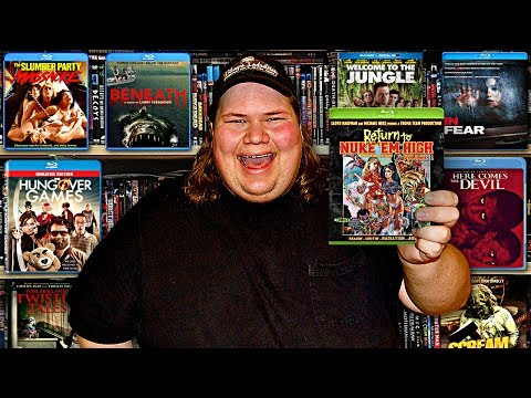 My Blu-ray Collection Update 3/8/14 : Blu ray and Dvd Movie Reviews